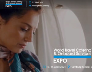 Webseite World Travel Catering & Onboard Services EXPO