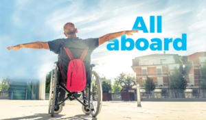 Travelling with disabilities all abroad