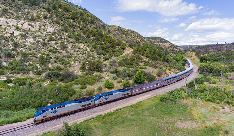 ARE NORTH AMERICA'S TRAINS ON THE WRONG TRACK?