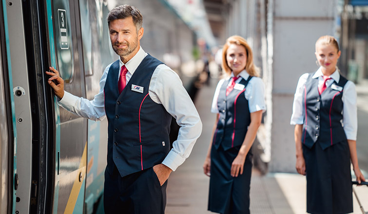 Partial resumption of operation of dining cars in the Czech Republic